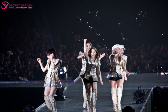 Girls Generation Japan Arena Tour in Fukuoka