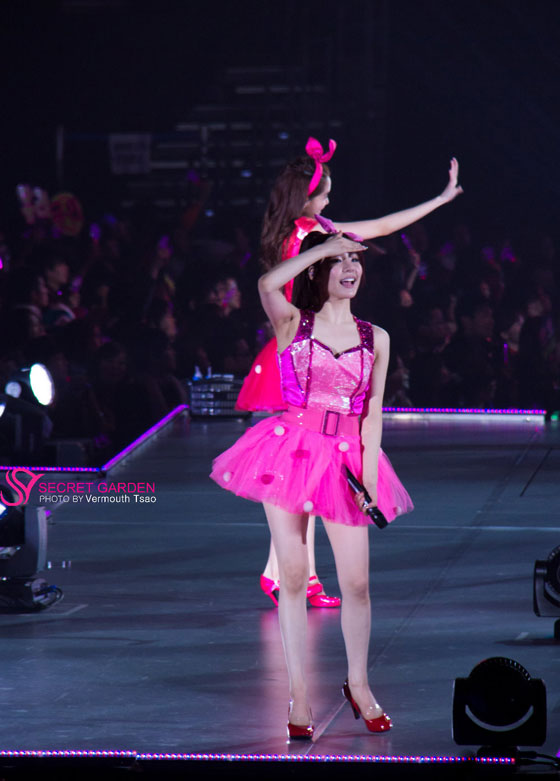 Snsd Tiffany Japan Arena Tour in Fukuoka