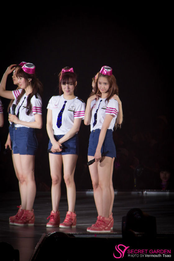 Snsd YoonSic Fukuoka Arena Concert