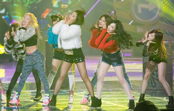 Girls Generation KBS Gayo Daechukje 2013