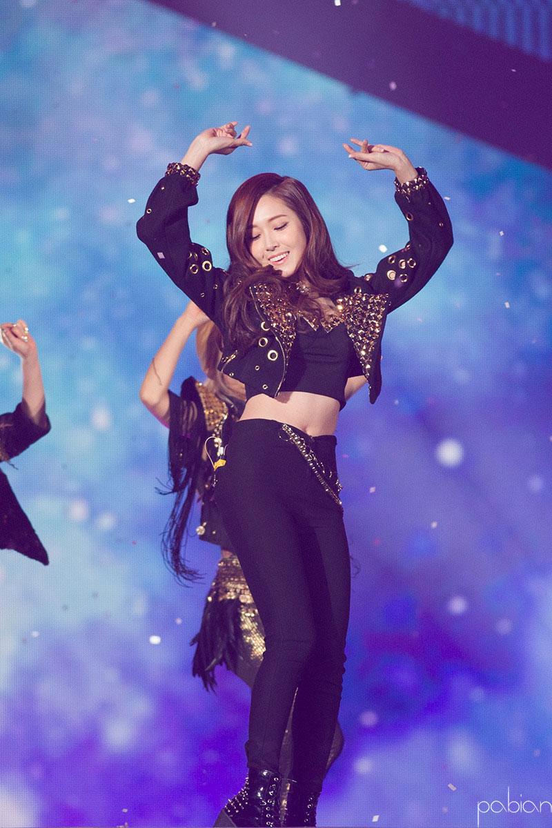 SNSD Jessica SBS Gayo Daeju 2013