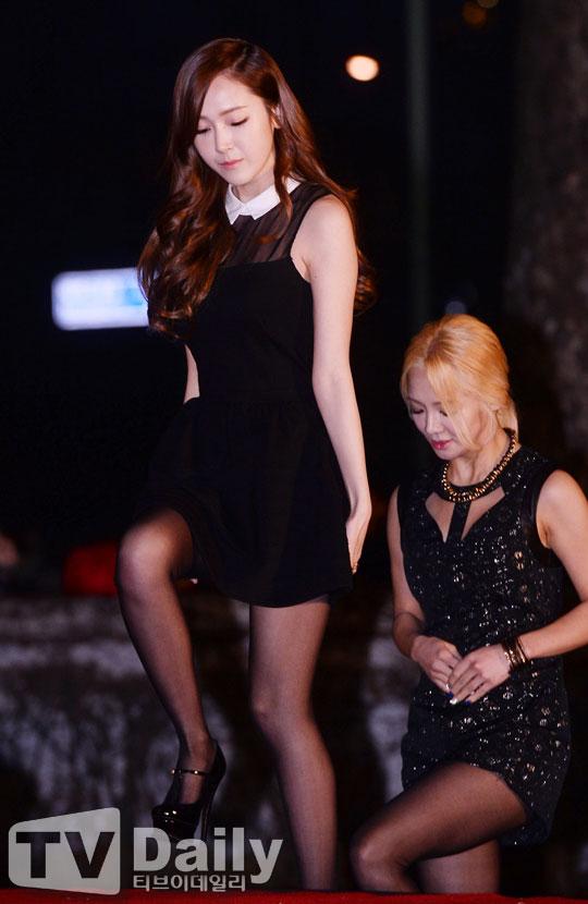 SNSD Jessica Seoul Music Awards 2013