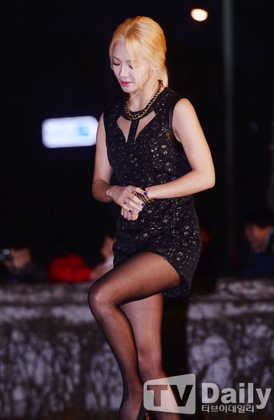 SNSD Hyoyeon Seoul Music Awards 2013
