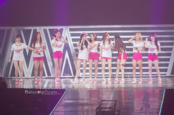 SNSD Tiffany World Tour 2014 Bangkok