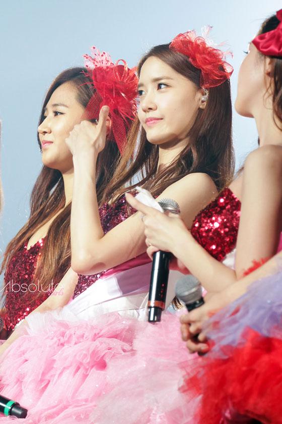 SNSD Yoona World Tour 2014 Bangkok