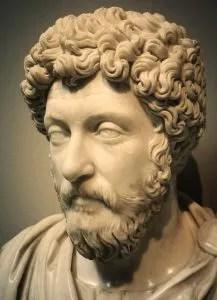 Marcus Aurelius.
