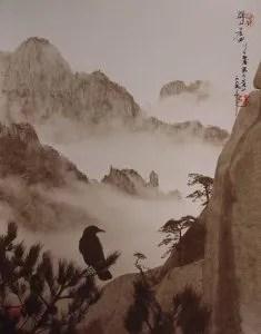 Taoist mountains