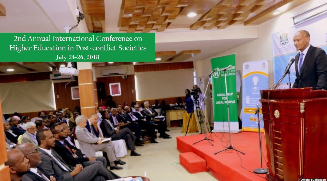 2nd Annual International Conference on Higher Education in Post-conflict Societies