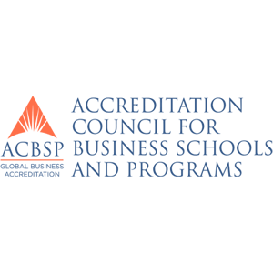 Link to accreditation council for business schools and programs website