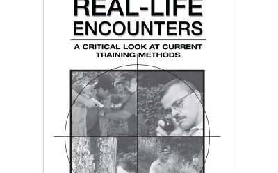 Defensive Shooting for Real-Life Encounters: a Critical Look at Current Training Methods – 25 % Off