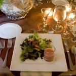 Dinner Salad Course