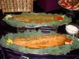 Basil Glazed Salmon