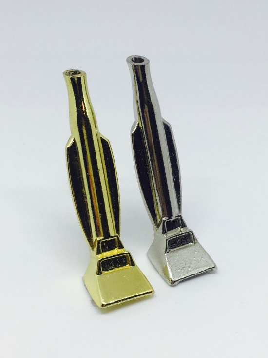 Snuff Hoover - GOLD or SILVER
