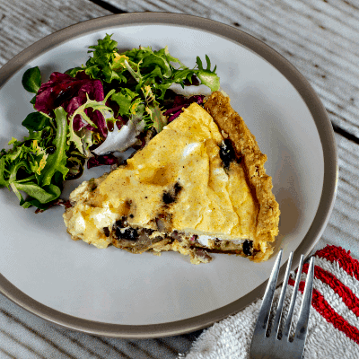 How to Make the Perfect Quiche for Brunch