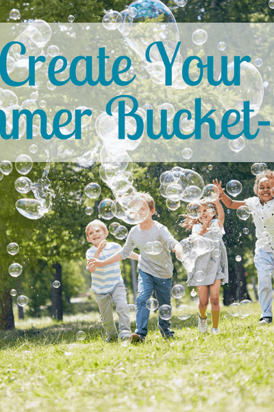 Create Your Family Summer Bucket List | Get Your Free Printables!