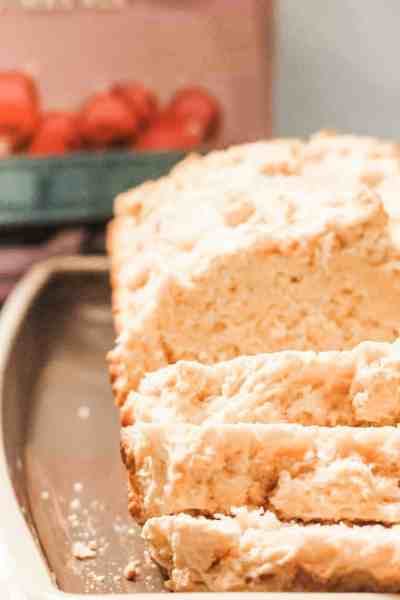 Christmas Ale Beer Bread – Only 3 Ingredients!
