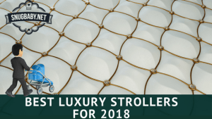 Best Luxury Strollers for 2018