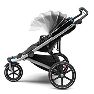 It Can Be Used Right From Birth By Uising The Thule Car Seat Adapter And Bassinet Which Are Sold Separately