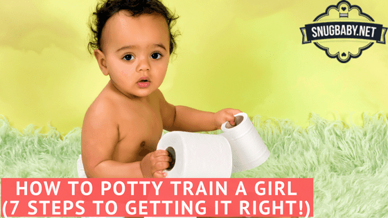 how to train a toddler girl to potty