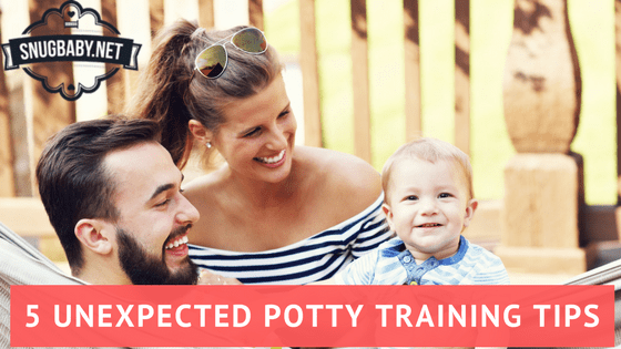 5 Unexpected Potty Training Tips