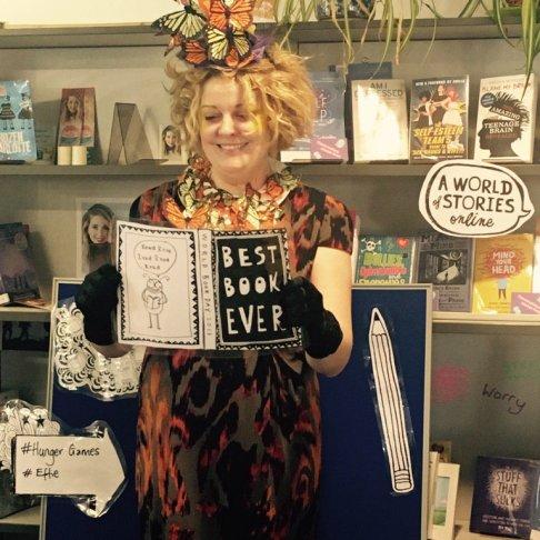 Effie costume