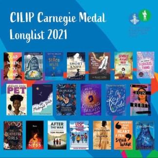 CILIP Carnegie Medal Longlist 2021