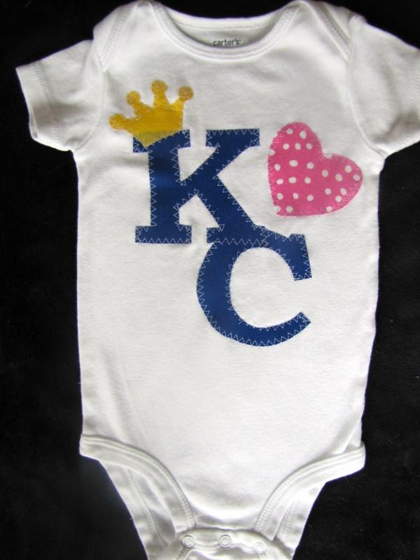 Kansas City Little Bug Baby Design