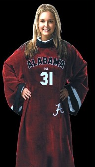 Alabama Uniform Snuggie