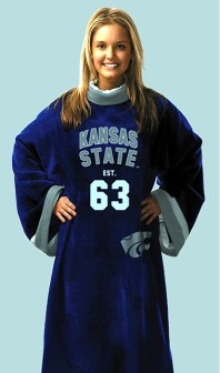 Kansas State Uniform Snuggie