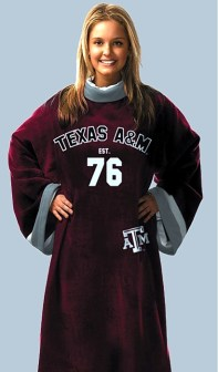 Texas A&M Uniform Snuggie