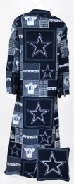 Dallas Cowboys Snuggie Pillow