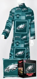 Philadelphia Eagles Snuggie Pillow