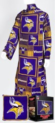 Minnesota Vikings Snuggie Pillow