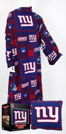 New York Giants Snuggie Pillow