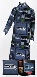 Seattle Seahawks Snuggie Pillow