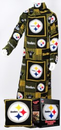 Pittsburgh Steelers Snuggie Pillow