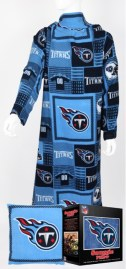 Tennessee Titans Snuggie Pillow