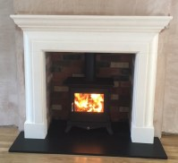 Margate Fireplace Transformation - Snug Fireplace & Stove ...