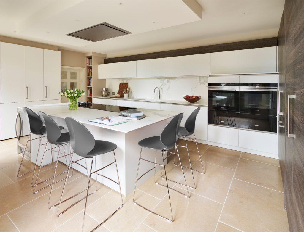 The Manor House Snug Kitchens Newbury Berkshire