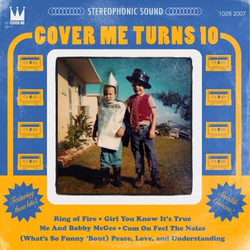 Cover Me turns 10