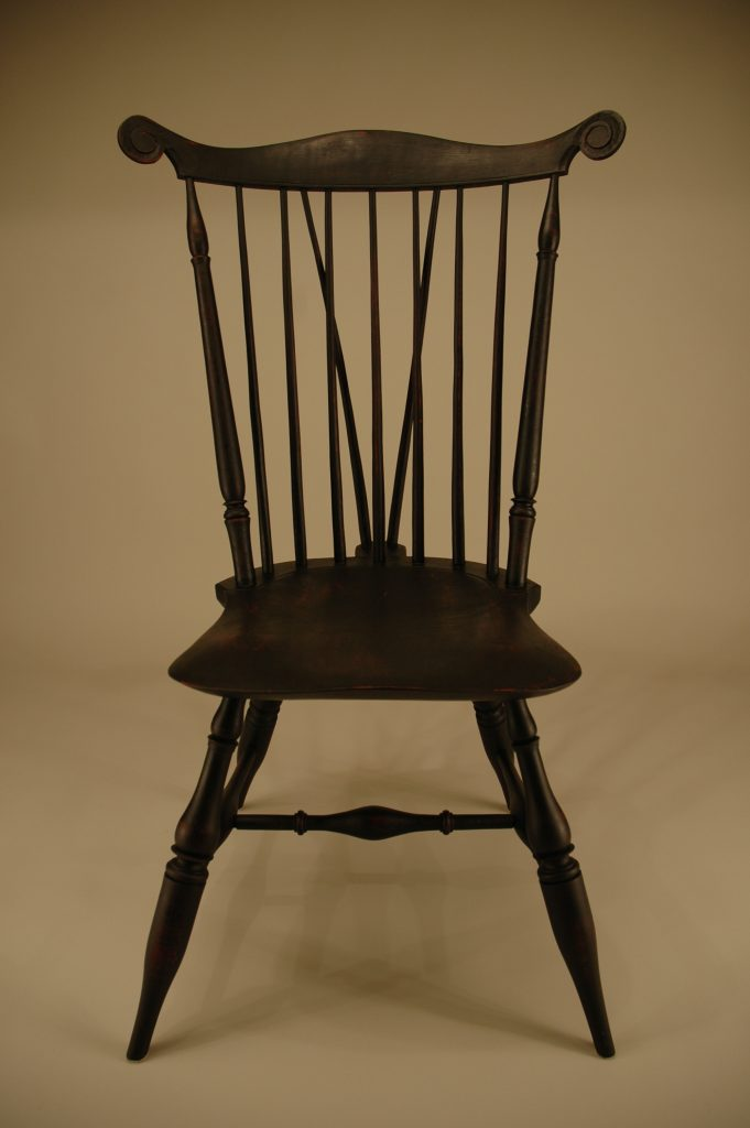 Fan Back Chair Fan Back Side Chair Steve Neil 39s Woodwork