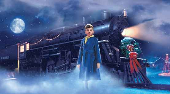 16 years of magic with 'Polar Express'