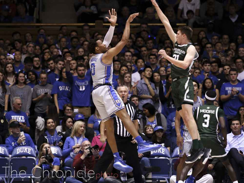 Thoughts On The Ap Poll Duke Men S Basketball Rises In