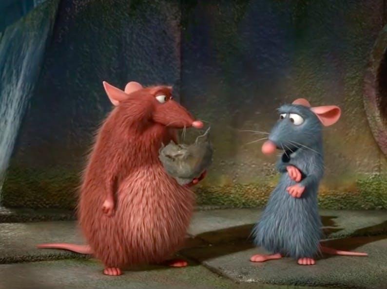 TT :  'Ratatouille: The TikTok Musical' vous invite à creuser , influenceur