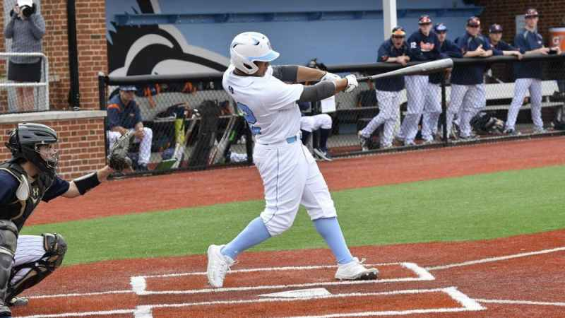 Baseball Splits Their Four Game Slate Over A Busy Weekend