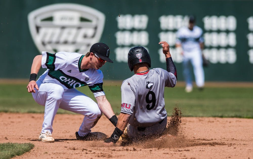 Baseball: Ohio loses weekend series against Western Michigan