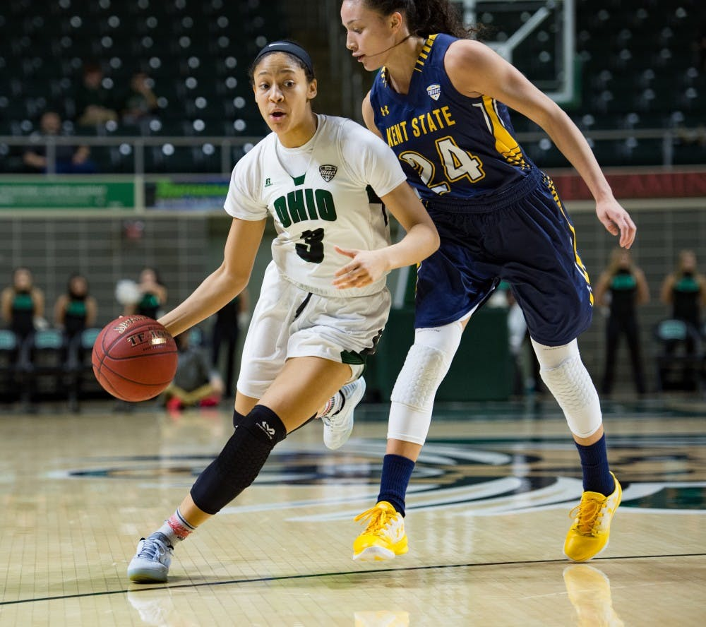 Women's basketball: Amani Burke is ready to lead after graduation of Quiera Lampkins