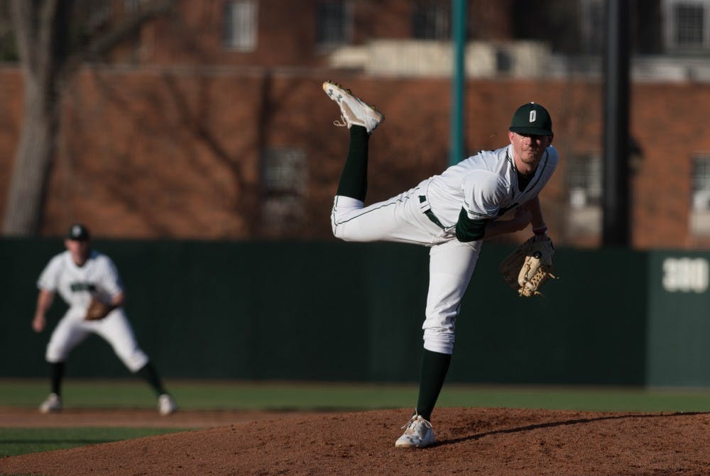 Baseball: Ohio drops two of three against Bowling Green over the weekend