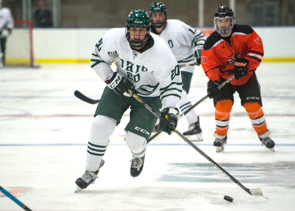 Hockey: Ohio hopes to break out against new ACHA foe UNLV