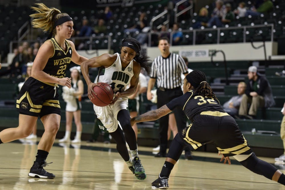 Women's Basketball: Ohio is motivated to prove youth will not be a hindrance
